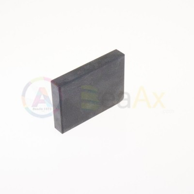 Pietra di paragone sintetica 75x50x15 mm saggio verifica test metalli preziosi