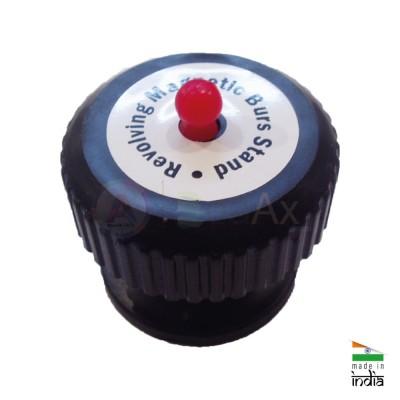 Supporto magnetico girevole da banco per punte, frese e spazzolini AG0164
