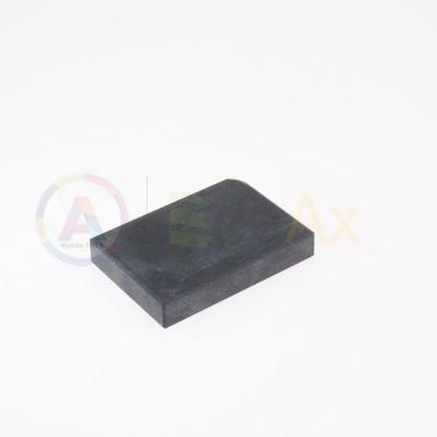 Pietra di paragone sintetica 75x50x15 mm saggio verifica test metalli preziosi AG0052