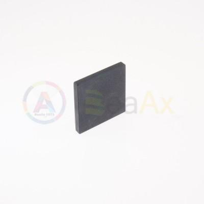 Pietra di paragone naturale 50x50x6 mm saggio verifica test metalli preziosi AG0056