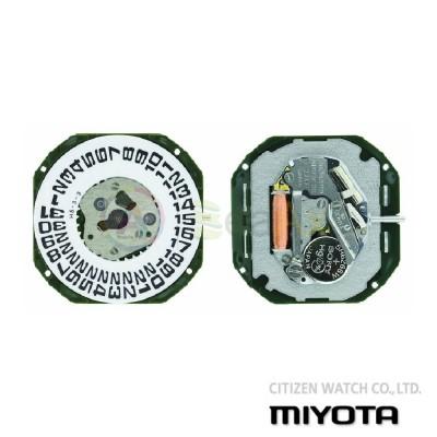 Movimento al quarzo Miyota 2353 tre sfere con datario H3 Citizen Watch Japan MYM-2353