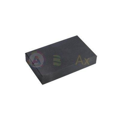 Pietra di paragone naturale 150x50x12 mm saggio verifica test metalli preziosi