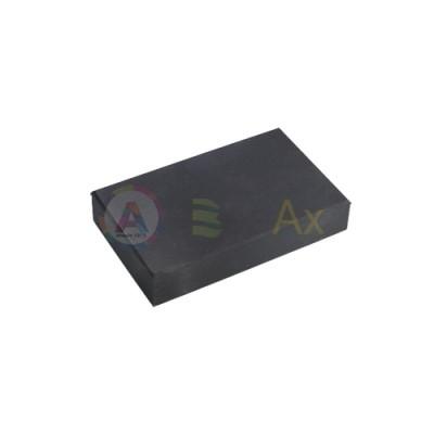 Natural touchstone - 150x50x12 mm for testing precious metal