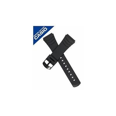Cinturino originale Casio DBC32 gomma rubber straps original watch band genuine HB.DBC32
