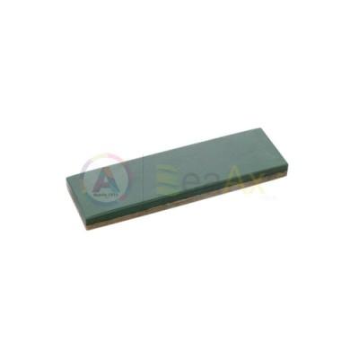 Pietra doppia abrasiva e lucidante rettangolare extra fine e fine 130x40x10 mm