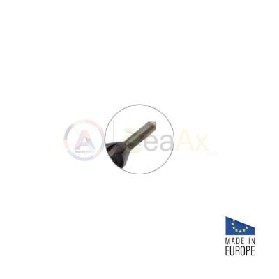 Punta di ricambio 6 facce per diamantatore pneumatico TS1061-A