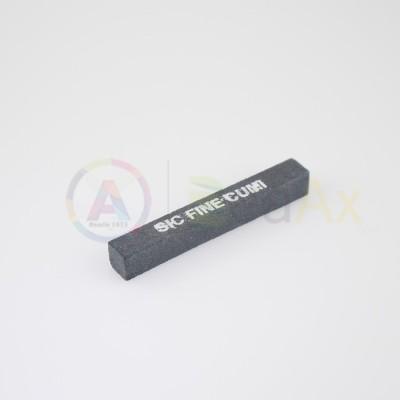 Pietra carborundum forma quadra grana media affilatura e rifinitura 80x13 mm AG0071