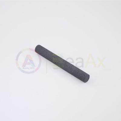 Pietra carborundum forma tonda grana media affilatura e rifinitura 80x15 mm AG0074