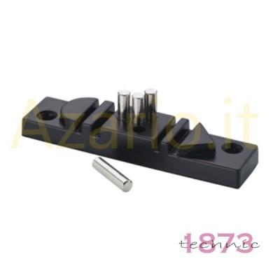 Base da banco per formare il filo piegatura torcitura con accessori 110x26x10 mm