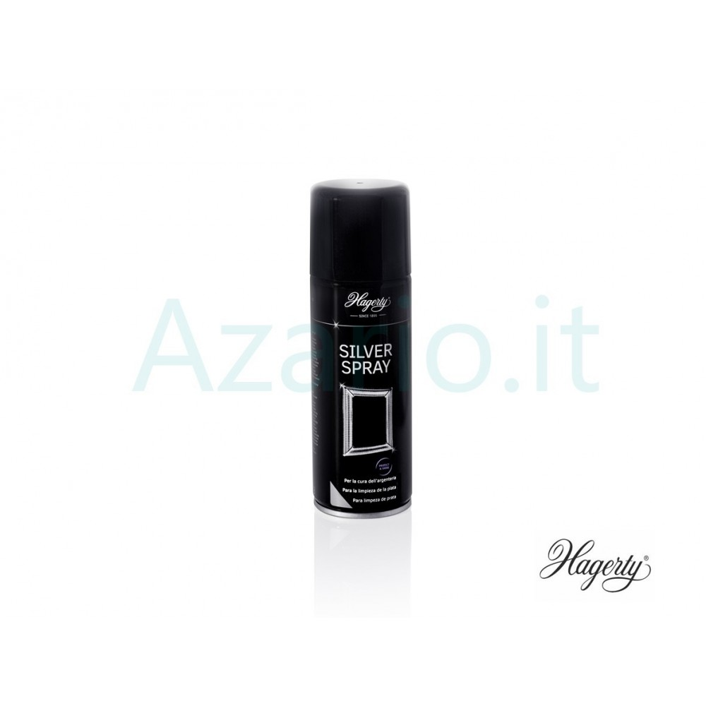 Hagerty Silver Spray pulisce e protegge argento e metallo argentato - 200 ml H116037