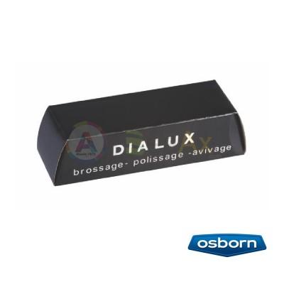 Pasta per lucidare Dialux Nero da usare con spazzole per superfinitura metalli