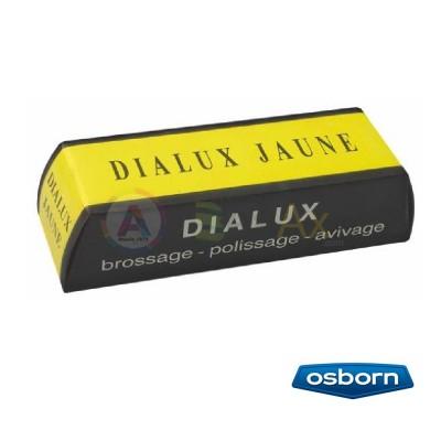 Pasta per lucidare Dialux Giallo per spazzole ravviva metalli teneri e plastica