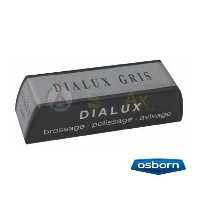 Pasta per lucidare Dialux Grigio da usare con spazzole per avvivare acciaio inox BL4590.089