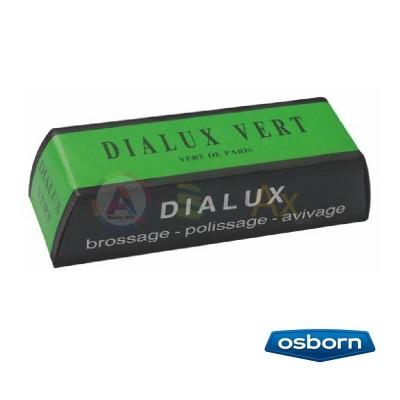 Pasta per lucidare Dialux Verde usare con spazzole su acciai speciali leghe dure