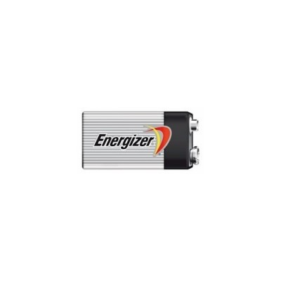 Energizer pila transistor 9 volt alkalina in blister - 6LR61 / 522 E-6LR61