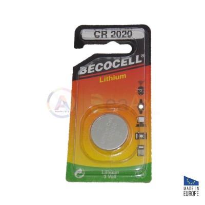 Pila Becocell Litio CR 2020 BC2020