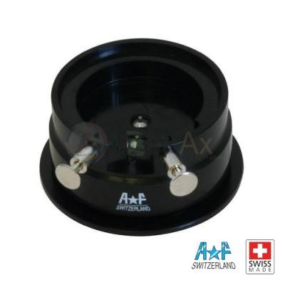 Portamovimento plastica AF Switzerland calibro Omega 861 base girevole pulsanti