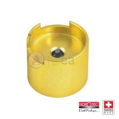 Portamovimenti in alluminio dotati di vite regolabile per Rolex cal 2135 Horotec