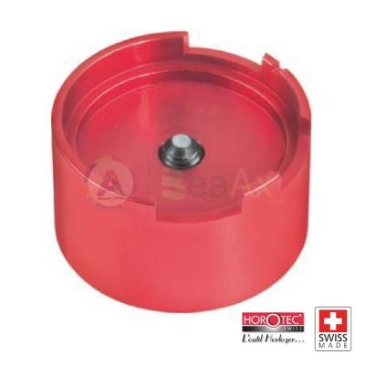 Portamovimenti in alluminio dotati di vite regolabile per Rolex cal 3035 Horotec MSA-09.010.25
