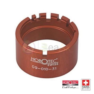 Portamovimento in alluminio anodizzato tondo calibrato per Omega cal. 860 861 MSA-09.010-31