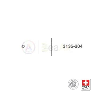 Pignone di carica n° 204 per movimento Rolex cal. 3135 ricambio originale RX.3135.204