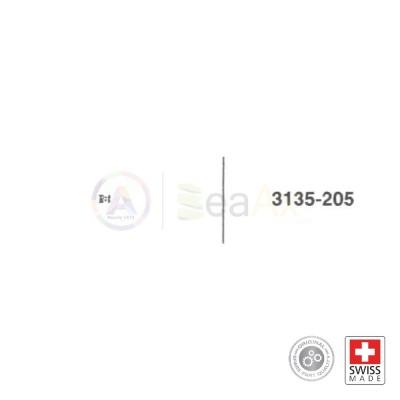 Pignone scorrevole n° 205 per movimento Rolex cal. 3135 ricambio originale RX.3135.205