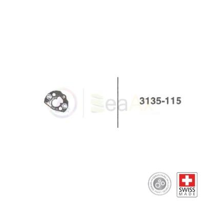 Ponte dell'ancora n° 115 per movimento Rolex cal. 3135 ricambio originale RX.3135.115