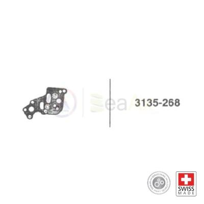 Coprimeccanismo montato n° 268 per movimento Rolex cal. 3135 ricambio originale  RX.3135.268