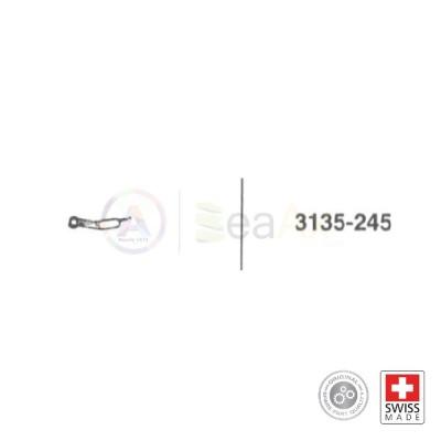 Molla arresto bilanciere n° 245 per movimento Rolex cal. 3135 ricambio originale RX.3135.245