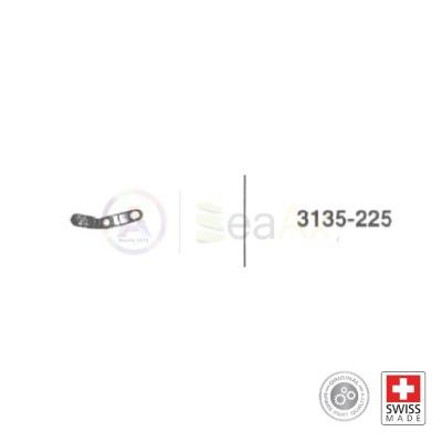 Molla del tiretto n° 225 per movimento Rolex cal. 3135 ricambio originale