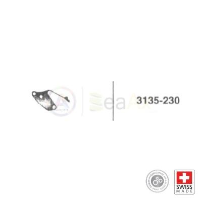 Scatto del tiretto n° 230 per movimento Rolex cal. 3135 ricambio originale RX.3135.230