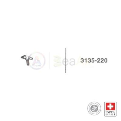 Tiretto n° 220 per movimento Rolex cal. 3135 ricambio originale RX.3135.220