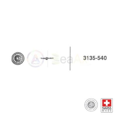 Reversing wheel, mounted n° 540 movement Rolex cal. 3135 original parts