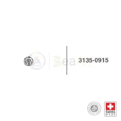 Ammortizzatore bilanciere sopra n° 915 movimento Rolex cal. 3135 ricambio originale RX.3135.915