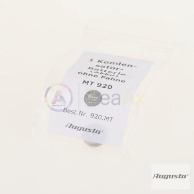 Accumulatore batteria condensatrice MT 920 ricaricabile al litio per orologi