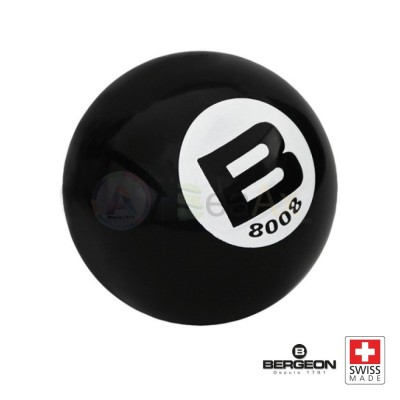 Rubber ball Bergeon to open and close all types of screwdown case backs