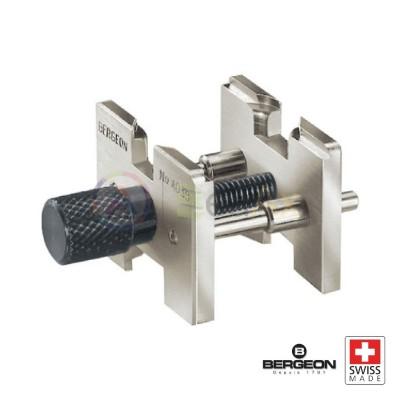Portamovimento estensibile reversibile Bergeon calibri 3 3/4''' 11''' Swiss Made BG4039