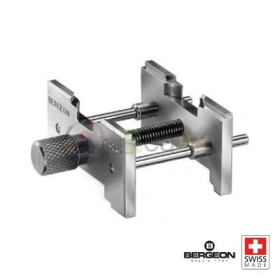 Portamovimento estensibile reversibile Bergeon calibri 8 3/4''' 19''' Swiss Made