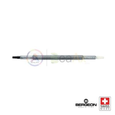 Utensile per piazzare lancette doppio con testa antigraffio Bergeon Swiss Made