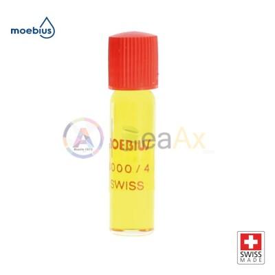 Moebius 8000 olio classico universale lubrificazione orologi 1 ml Swiss Made M8000