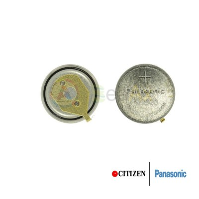 Accumulatore Panasonic per orologio Citizen Eco Drive 295-56 - MT920 CT295.56