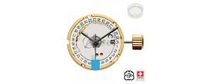 Movement ETA quartz F03.111 data H6 - Swiss Made