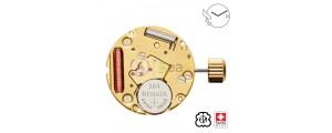 Movement ETA quartz F03.111.SS 2 hands data H3 - Swiss Made