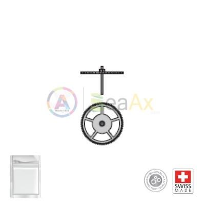 Second wheel n ° 224 - ETA VALJOUX 7750