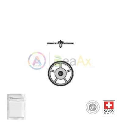 Third wheel n ° 210 - ETA VALJOUX 7750