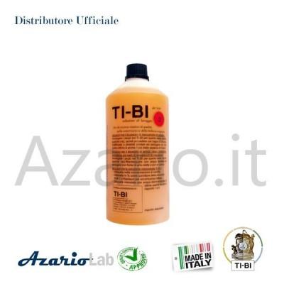 Soluzione di lavaggio TI-BI.2 energico forte 5 LT. ultrasuoni orologiaio pendole orolo