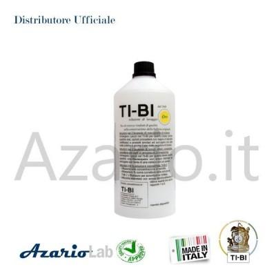 Soluzione TI-BI ORO flacone 950 ml lavaggio gioielli oro pietre argento TBO0950