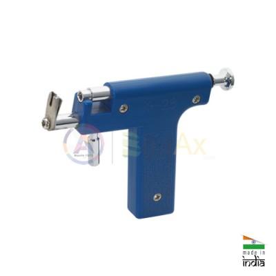 Pistola fora lobi K-28 a scatto automatica per pre-orecchini standard - Eco line