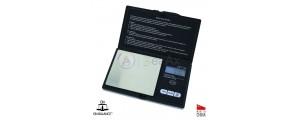 Digital pocket scale On Balance® model DZT100 - Capacity. 100 g. Graduation. 0.01 g.