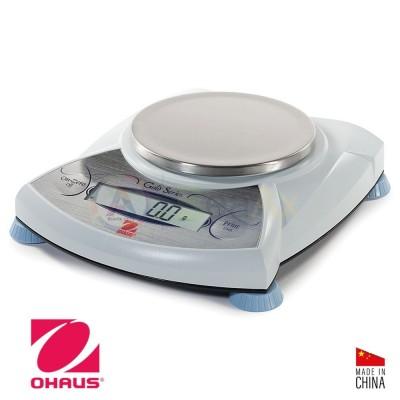 Bilancia di precisione Ohaus® SPJ602 Gold Series 600 g. - 0.01 g. Omologata